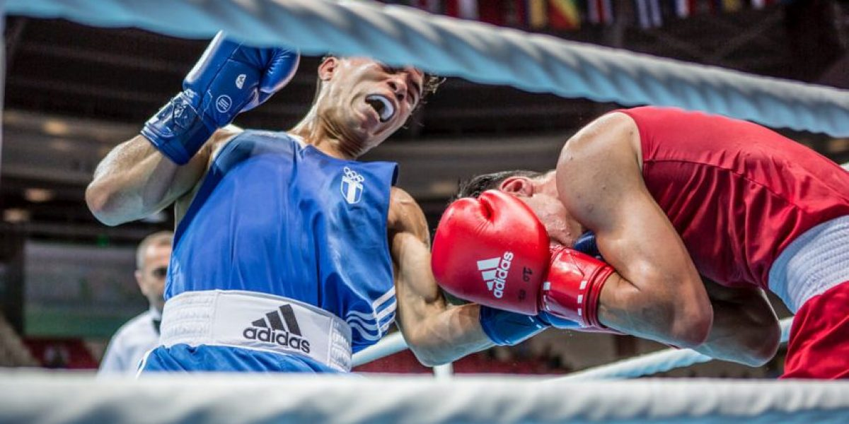 Boxeador nacional destaca en el Campeonato Mundial