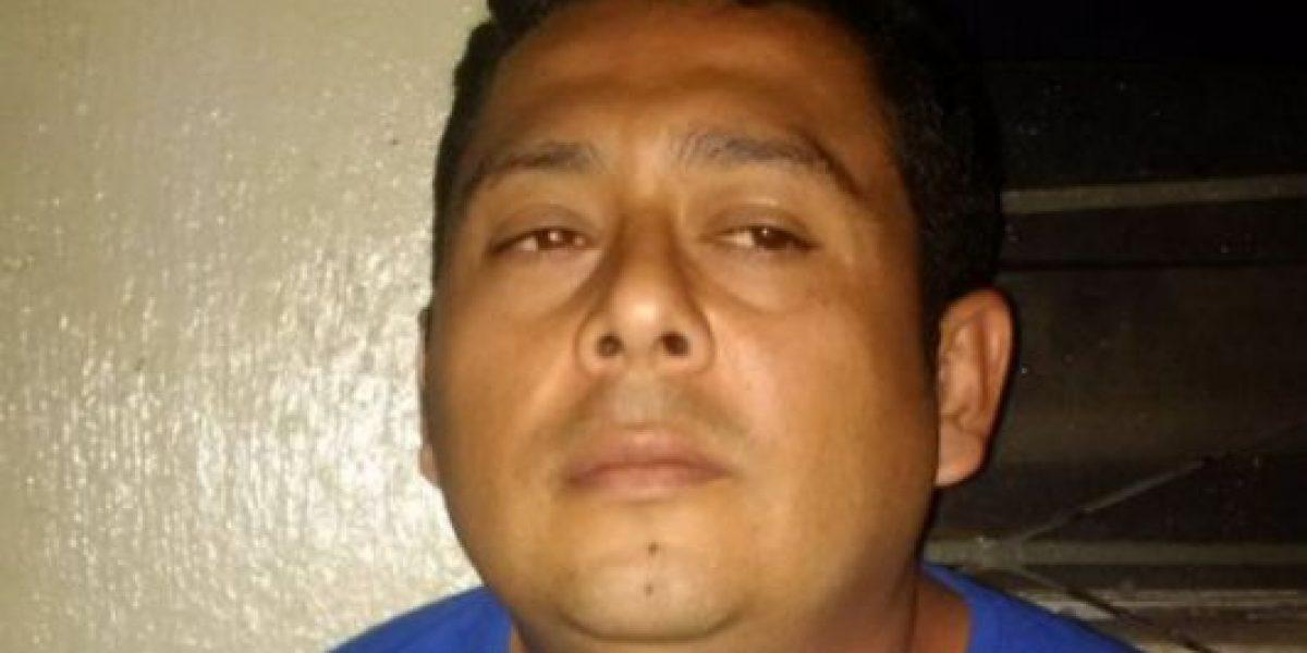 """Capturan al supuesto líder de una banda de secuestradores denominada """"La Bestia"""""""