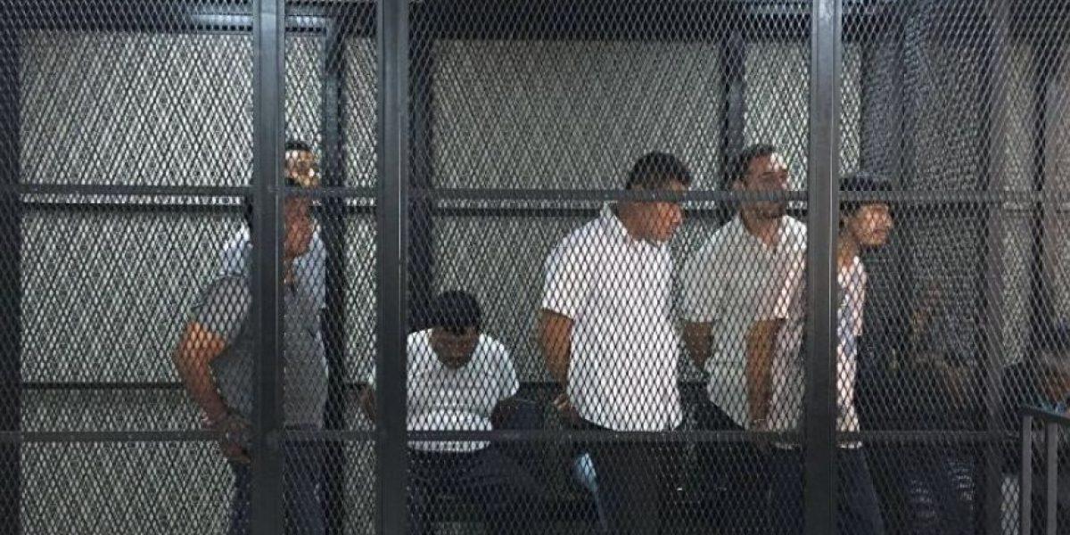 Ligan a proceso a pandilleros capturados en la operación #RescateDelSur