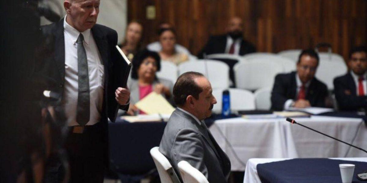 Julio Barrios declara que era extorsionado por Juan Carlos Monzón