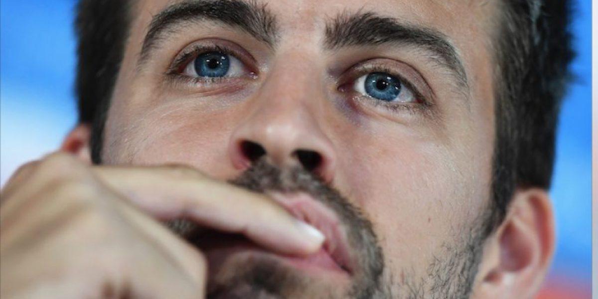 VIDEO. Seña de Piqué causa revuelo y controversia en redes sociales