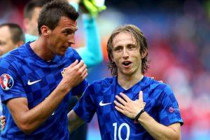Mientras que los croatas necesitan las tres unidades. Foto:Getty Images