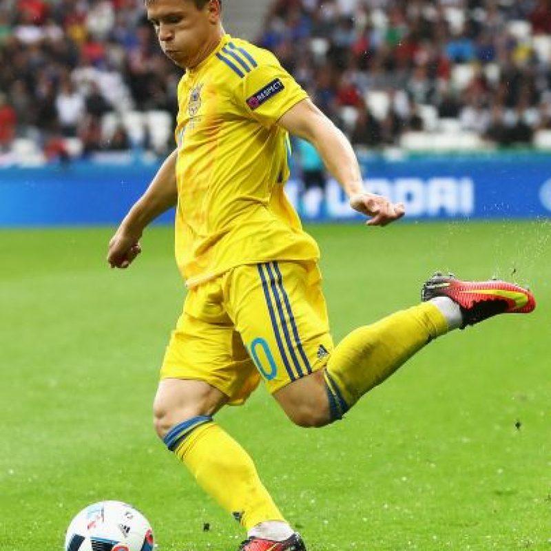 Ucrania, por su parte, llega eliminado al último partido tras perder sus dos encuentros anteriores de la Eurocopa Foto:Getty Images