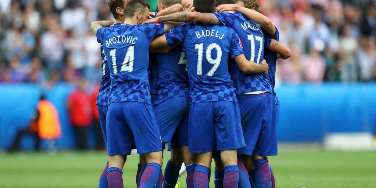 Los croatas suman cuatro puntos y necesitan un empate para avanzar de ronda Foto:Getty Images