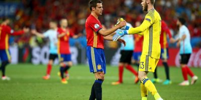 A España le basta el empata para ser el ganador del sector Foto:Getty Images