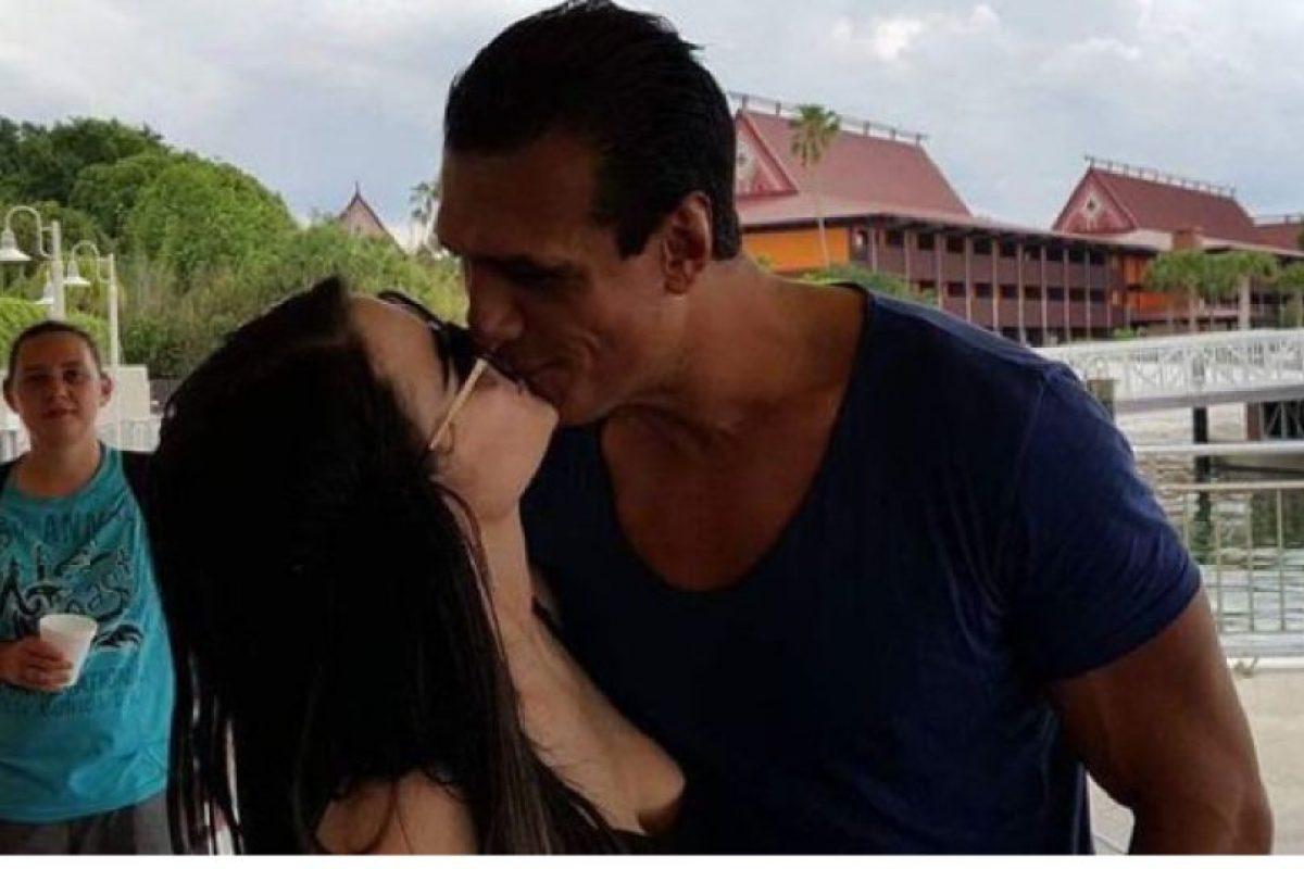 Ventilaron su relación desde mayo pasado Foto:Twitter