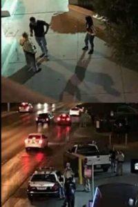 Las fotos que circulan en las redes sociales Foto:Twitter