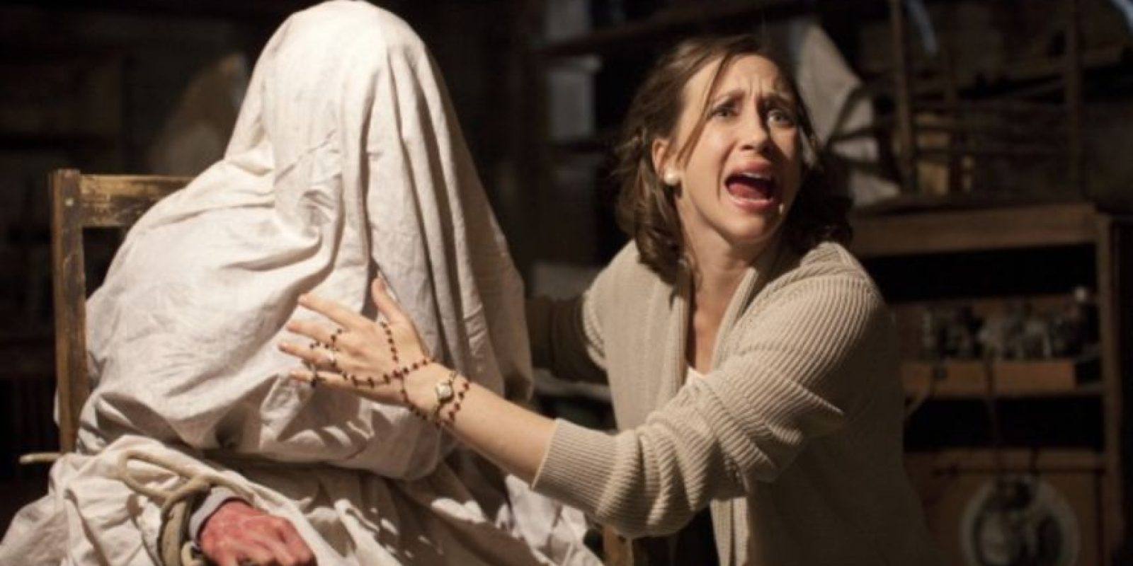 Amityville: una casa estaba siendo poseída por otro demonio muy poderoso. Foto:vía Warner Brothers