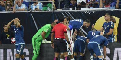 La albiceleste no tuvo problemas para instalarse en la disputa del título del torneo. Foto:AFP