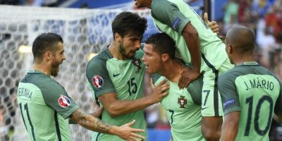 Cristiano Ronaldo escribe su propia historia en la Euro