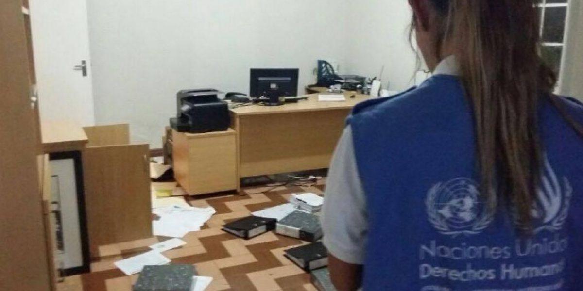 Denuncian allanamiento en oficinas de Impunity Watch