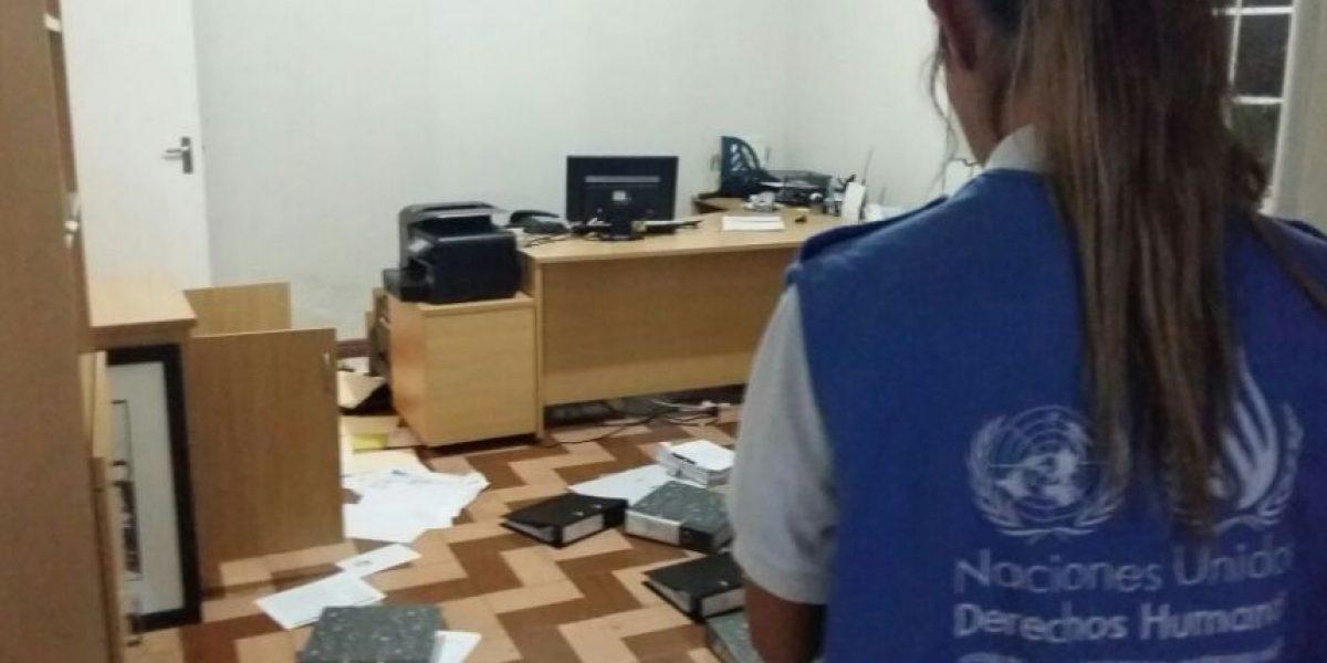 """Tras allanamiento en oficinas de """"Impunity Watch"""", la PDH pide protección para los defensores de los derechos humanos"""