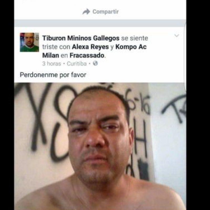 Foto:Tiburón Mininos Gallegos/Comunidad