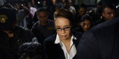 Pérez y Baldetti se enfocan en contra de la fiscal del MP