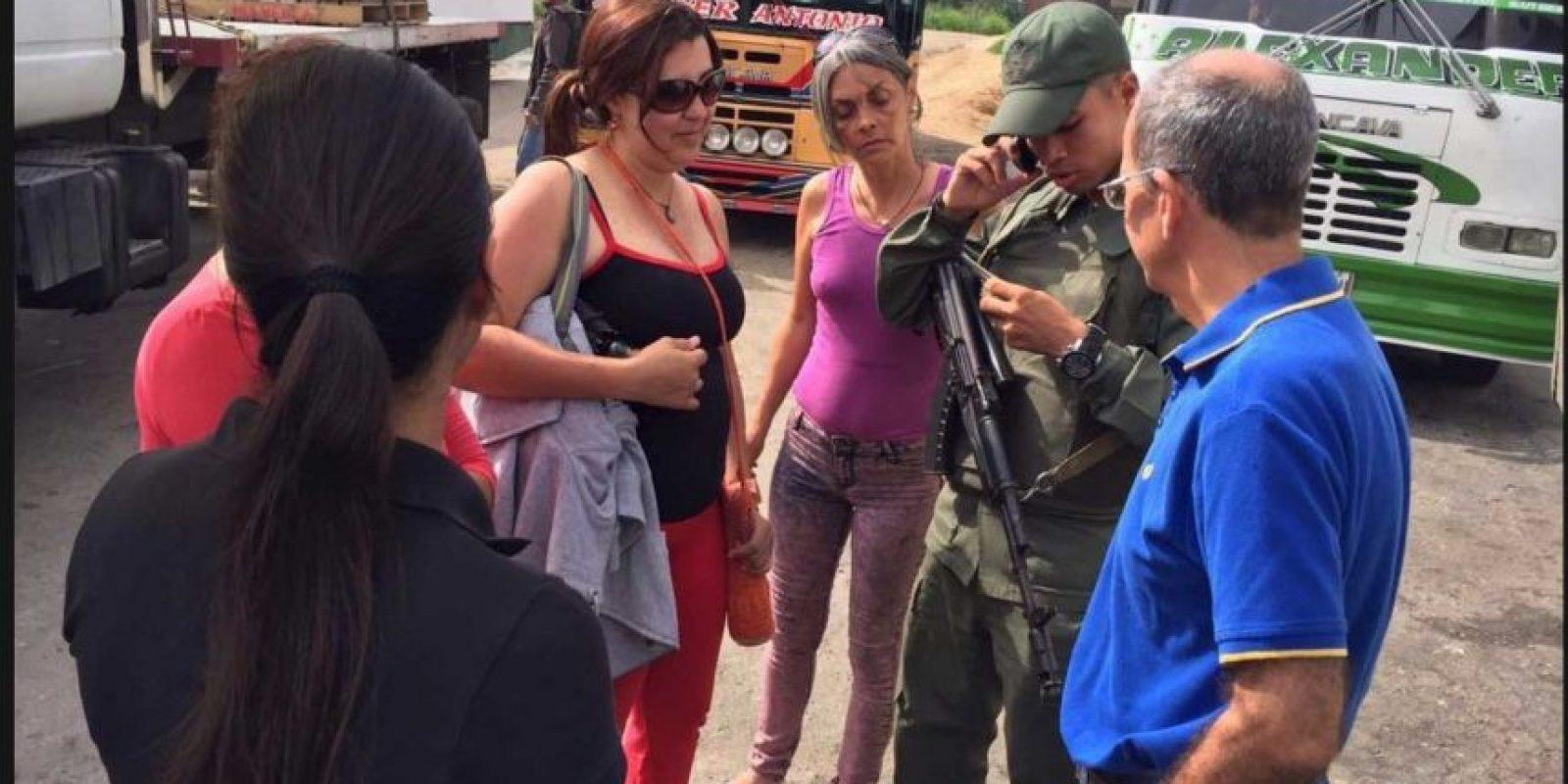 También denuncian hostigamiento por parte del gobierno de Nicolás Maduro Foto:Twitter.com/RevocaloYA