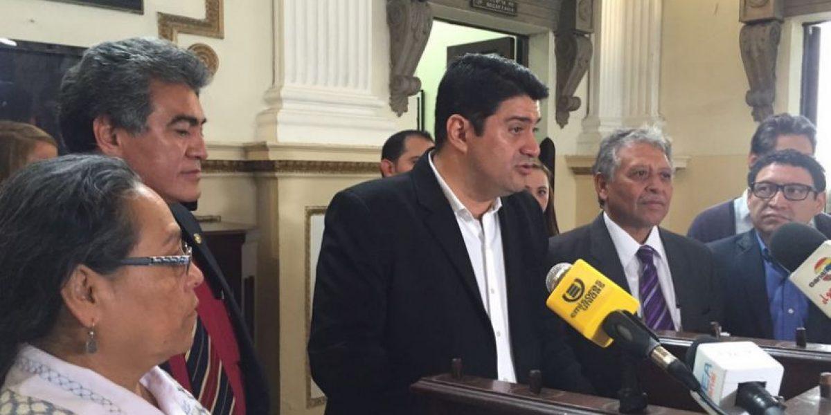 Diputados proponen eliminar la pena de muerte
