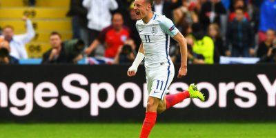 Inglaterra fue sorprendida en el Grupo B y salió segundo, siendo superado por Gales. Foto:Getty Images