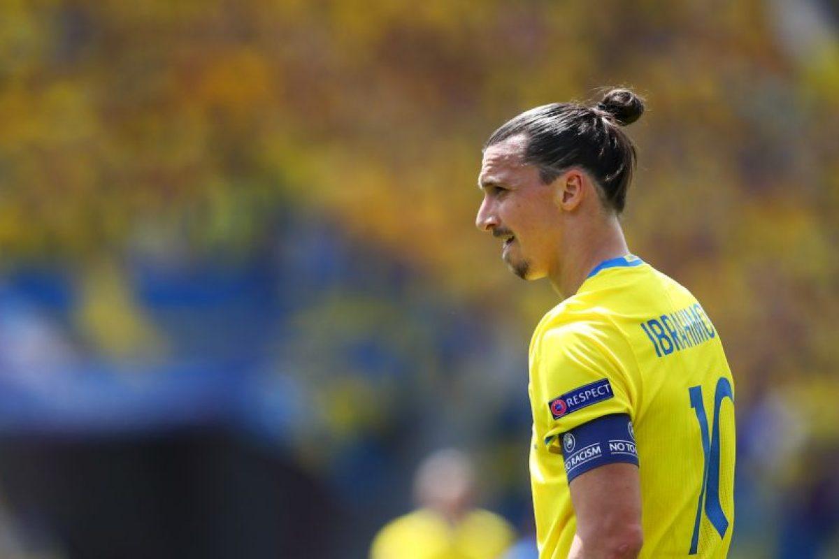 En caso de no conseguir su objetivo, será el último partido de Zlatan Ibrahimovic con su selección, quien ya anunció que se retiraba después de la Eurocpa Foto:Getty Images