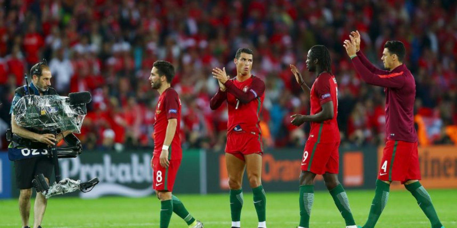 Portugal está obligada a ganar para poder avanzar de ronda en la Eurocopa Foto:Getty Images