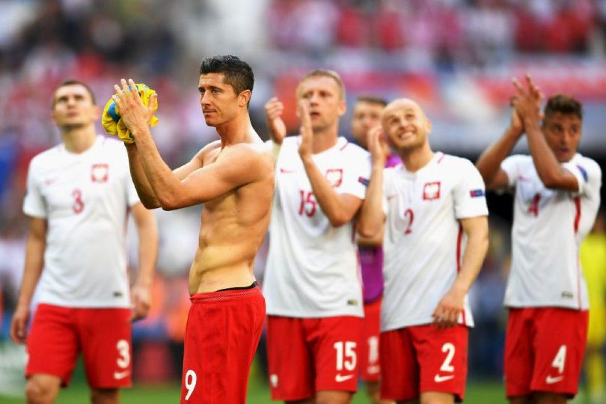 Los suizos se enfrentarán a Polonia en los octavos de final que abrirán la ronda de los dieciséis mejores Foto:Getty Images