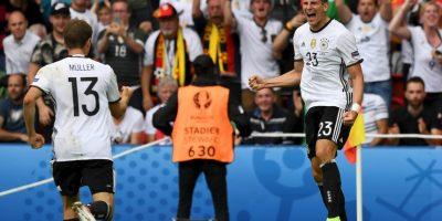 Alemania cumplió su rol de favorito y ganó el Grupo C