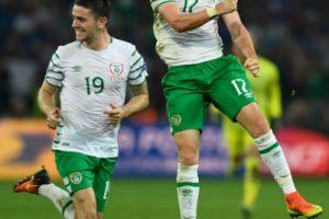 Irlanda consiguió una agónica victoria y quedó en el tercer lugar Foto:Getty Images