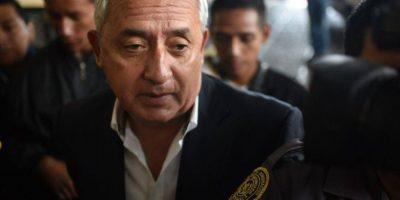 Pérez Molina está preparado para hablar