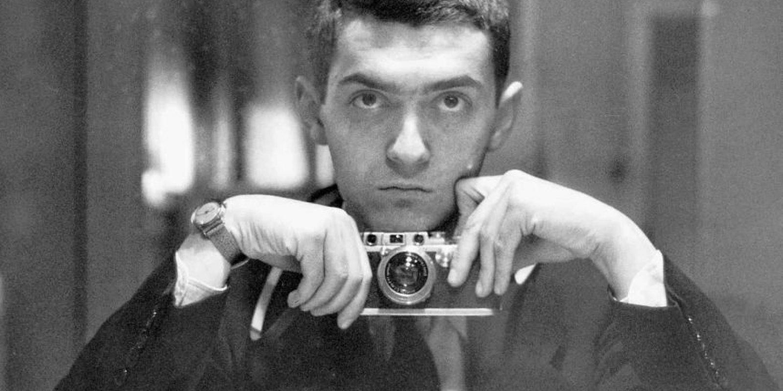 Stanley Kubrick en 1949. Foto:Wikipedia