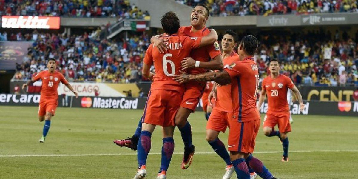 #CopaAmerica Chile deja en la orilla a Colombia y pasa a la final