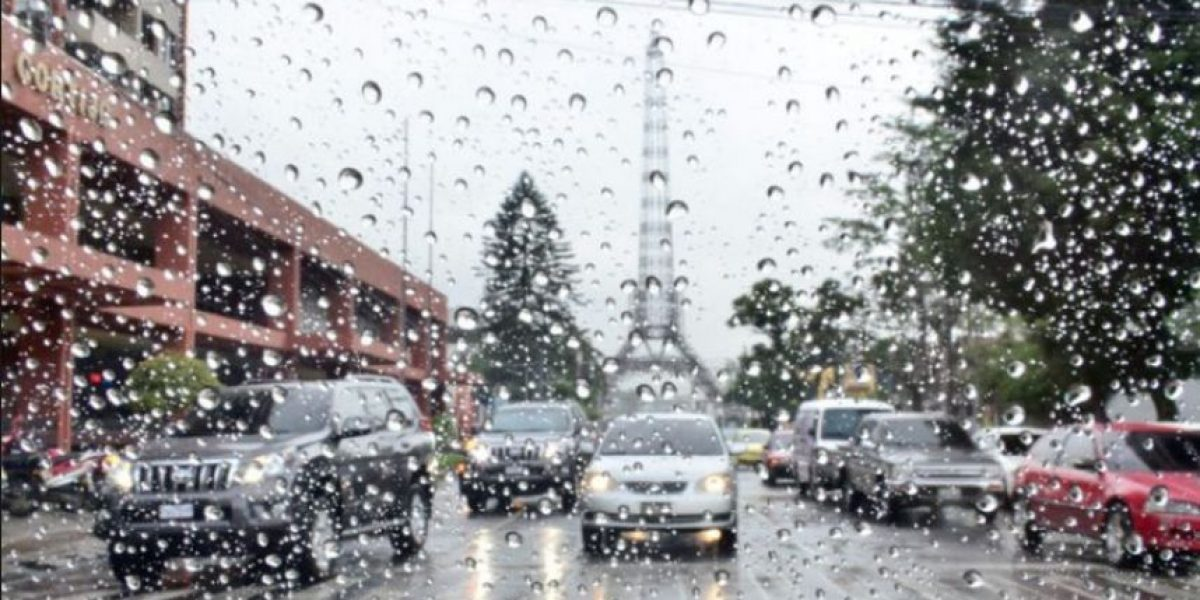 ¡A sacar la sombrilla! Pronostican lluvia para los próximos días