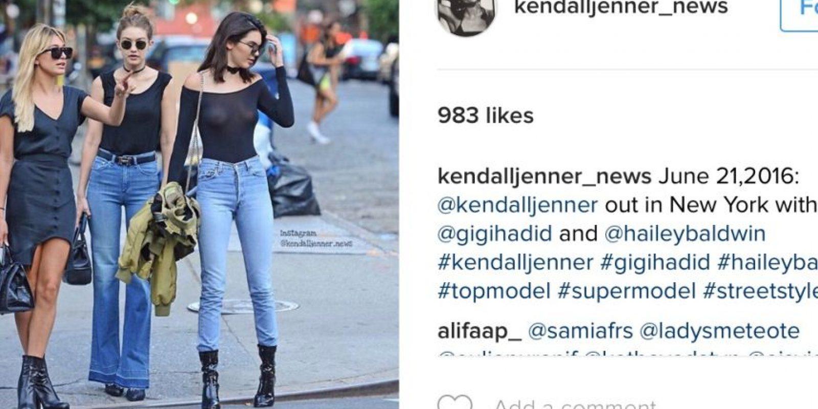 Foto:Vía Instagram/@Kendalljennernews