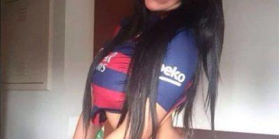 Miss Bumbum apoya a España tras su derrota en la Eurocopa con sensuales fotos