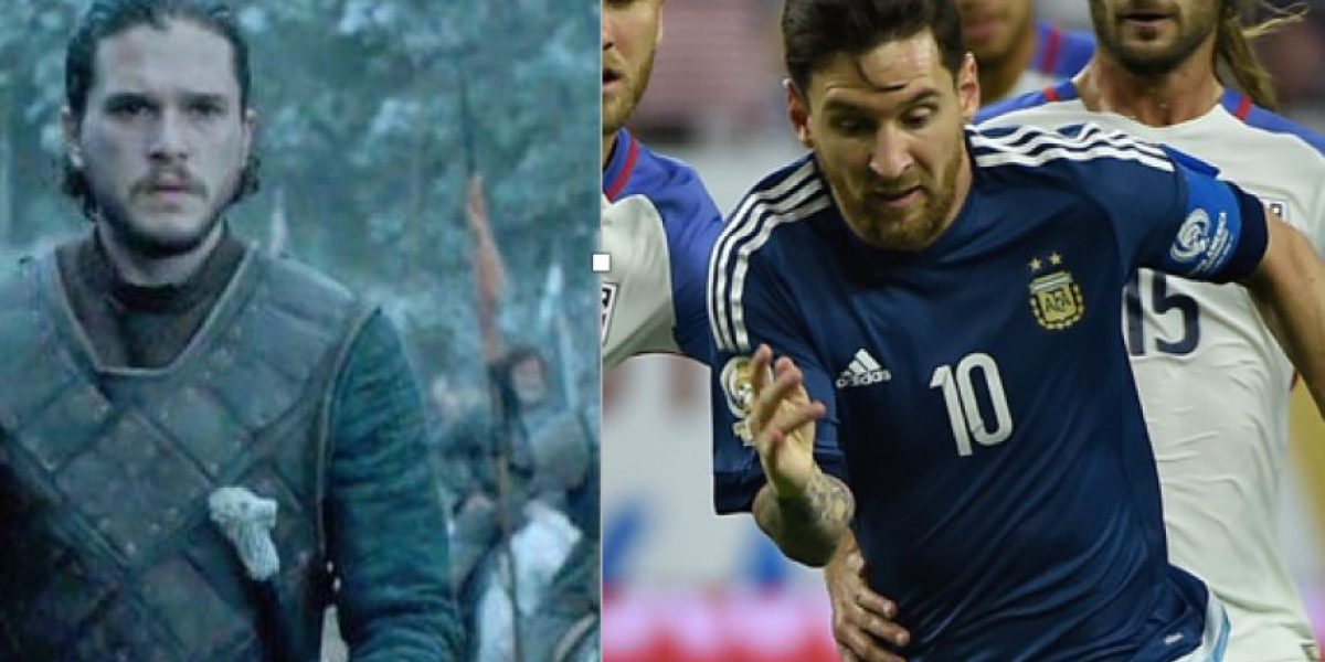 Final de la Copa América vs. Game of Thrones qué ver