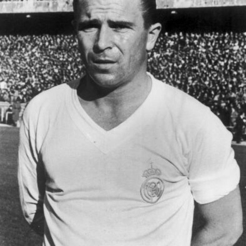 Ferenc Puskas (Hungría y España) Foto:Getty Images