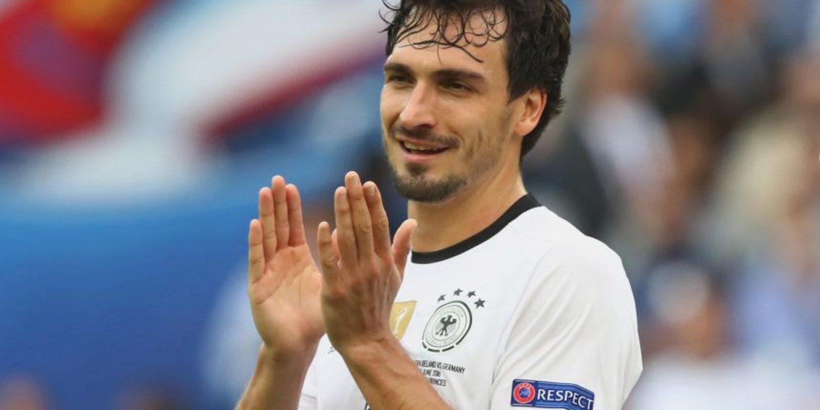 Alemania cumplió su labor y clasificó primero, pero no todos los favoritos pudieron hacer lo mismo Foto:Getty Images
