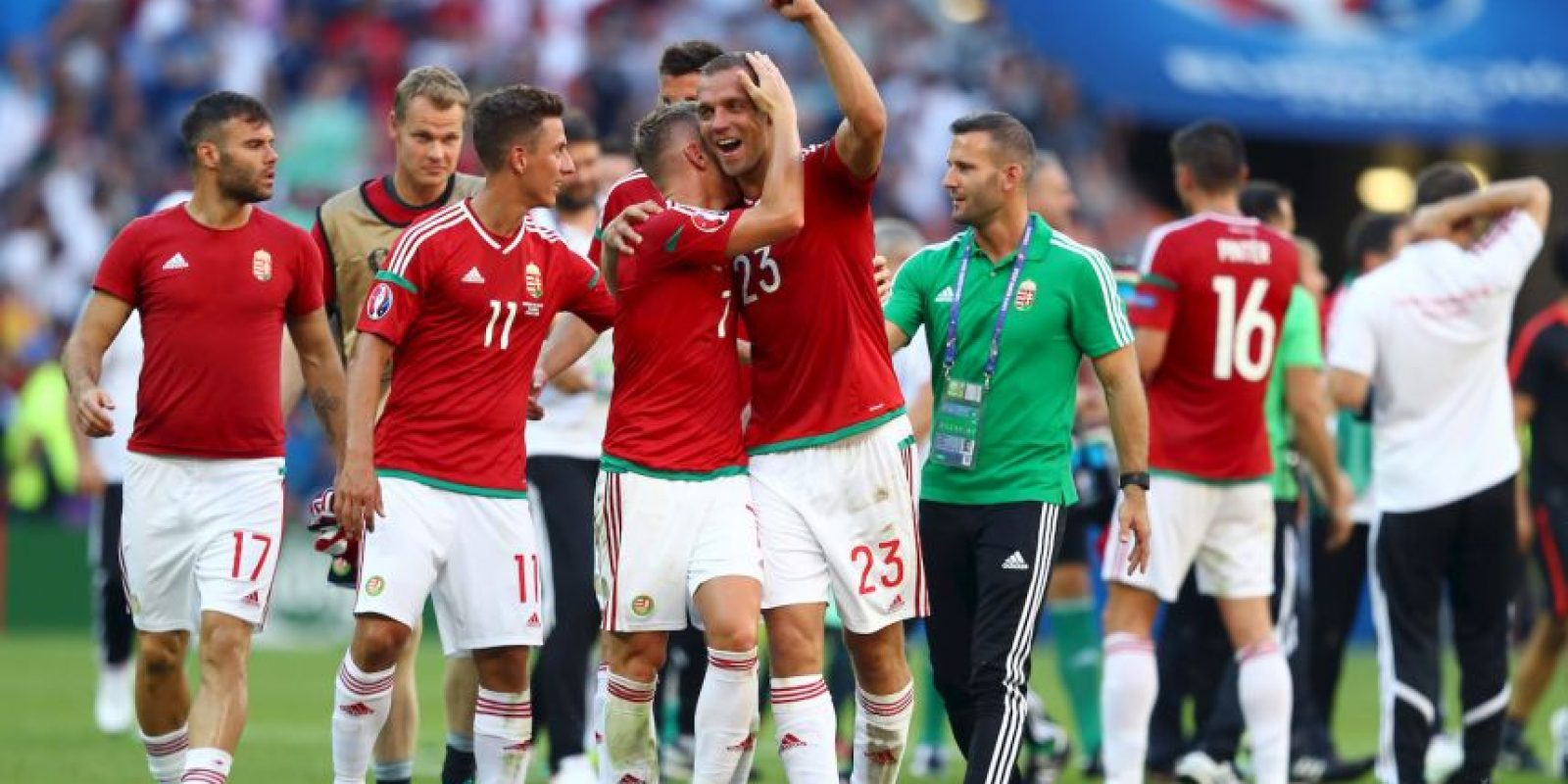 Hungría Foto:Getty Images
