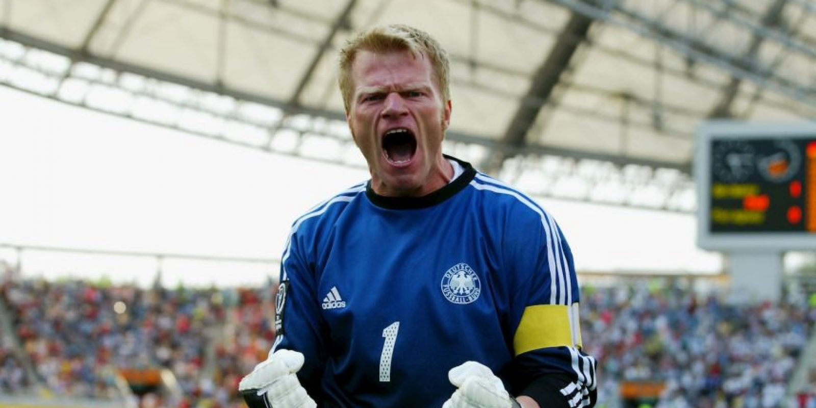 Oliver Kahn (Alemania) Foto: Getty Images