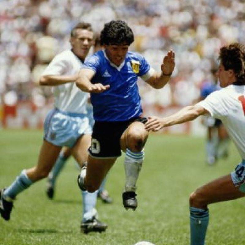 Víctor Hugo Morales se hizo conocido por su relato y rebautizó a Maradona como barrilete cósmico Foto:Getty Images