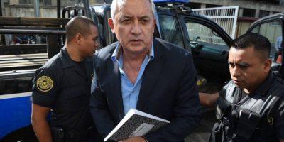 Otto Pérez sigue dispuesto a declarar