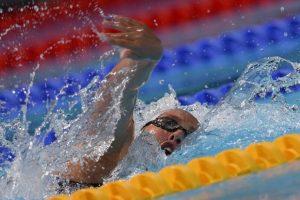 La nadadora se hizo con un espacio en las justas que tendrán lugar en Brasil. Foto:Publisport