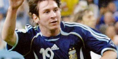 29 datos que han marcado la vida de Lionel Messi