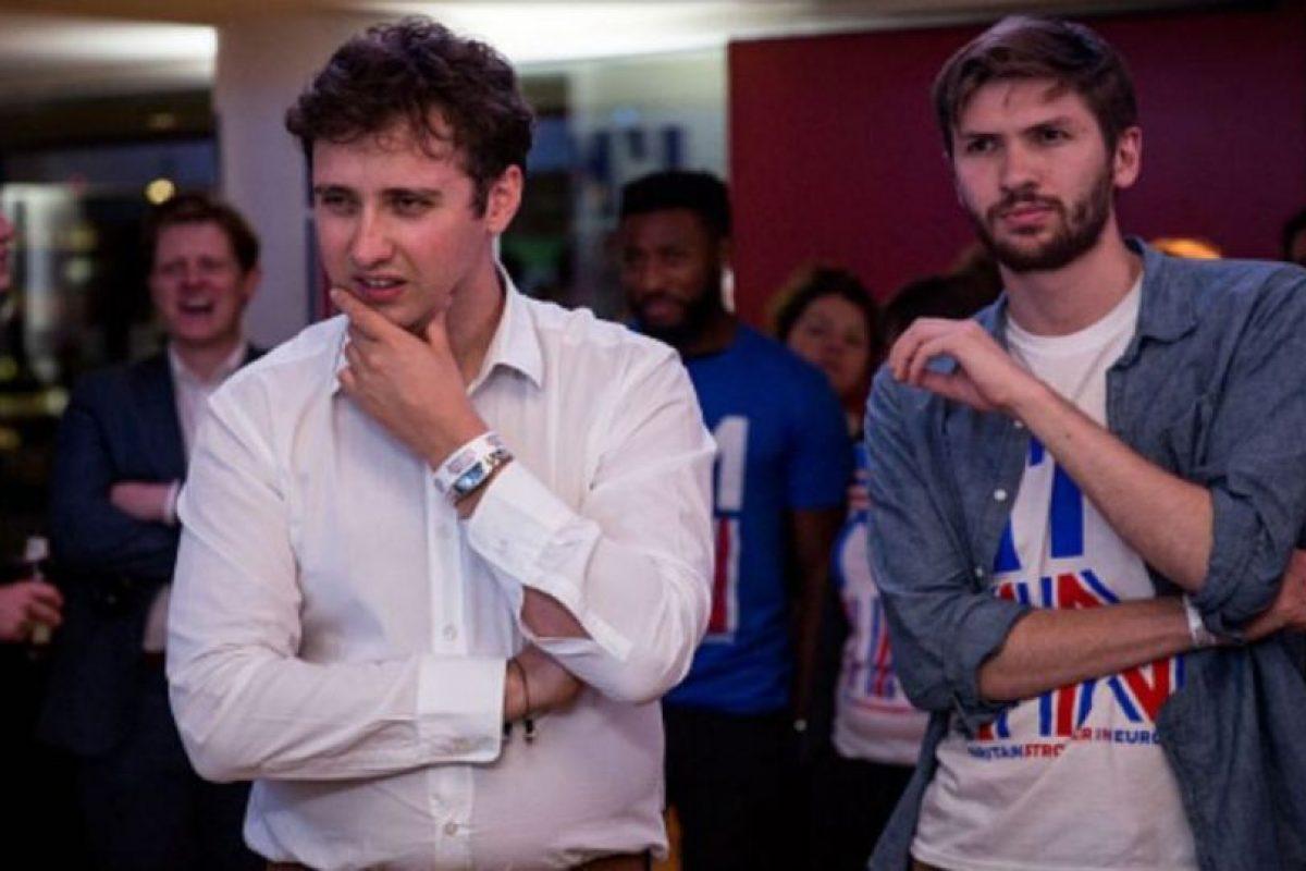 Muchos jóvenes no sabían realmente qué es el Brexit y sus consecuencias. Foto:Getty Images