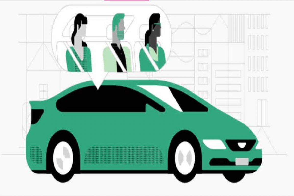 Actualmente, la única tarifa fija que ofrece Uber es mediante UberPool. Foto:Uber