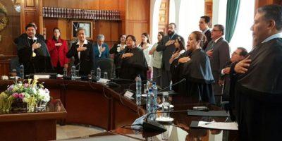 Foto:Organismo Judicial