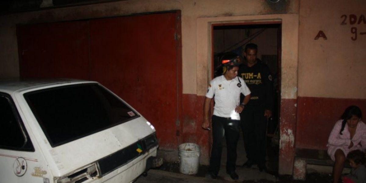 Ataque armado contra familia en Villa Nueva deja tres fallecidos
