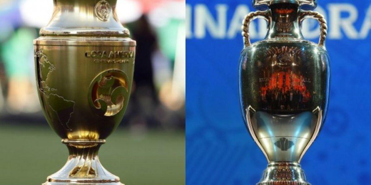 Copa América vs Eurocopa: El desafío de la Conmebol a la UEFA