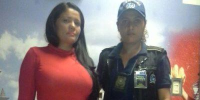 Interpol captura a colombiana en el aeropuerto La Aurora