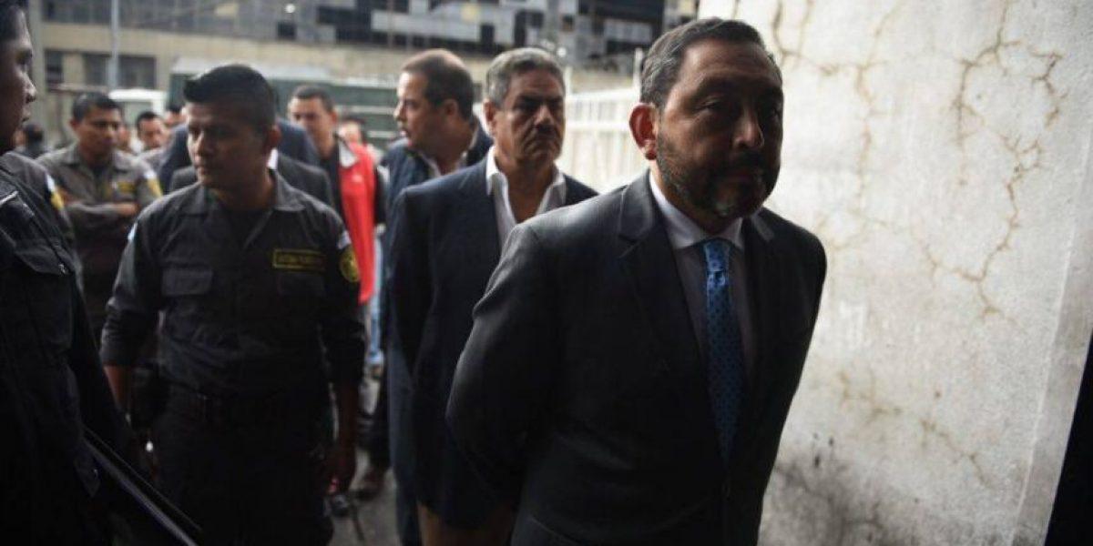 """Exministro de Gobernación Mauricio López tenía """"mala"""" relación con Roxana Baldetti"""