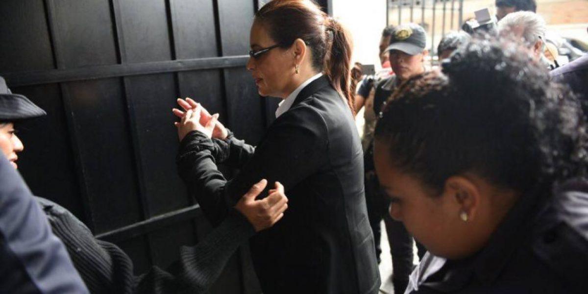 """Termina la espera, Otto Pérez y Roxana Baldetti se defenderán por el caso """"Cooptación"""""""