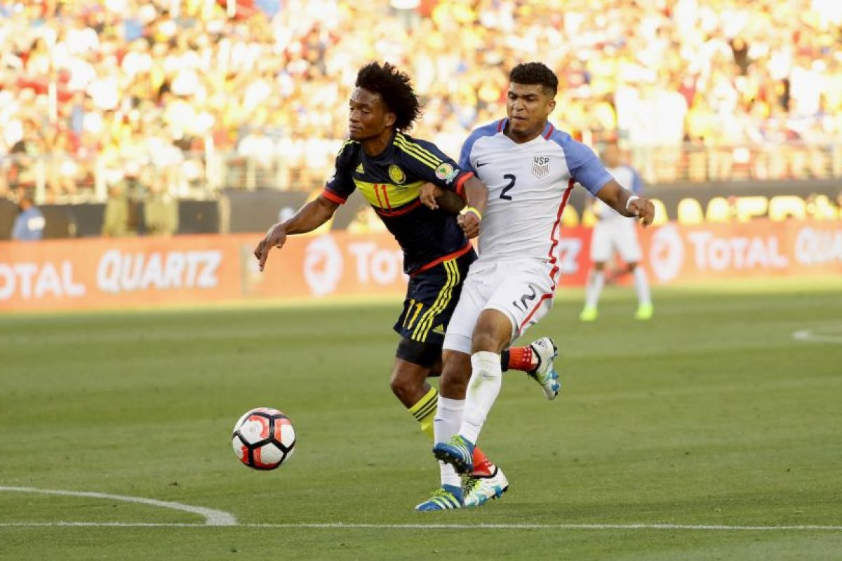 Estados Unidos vs. Colombia Foto:Getty Images